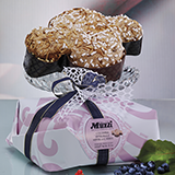 Colomba Integrale ai mirtilli e ribes (1 Kg)